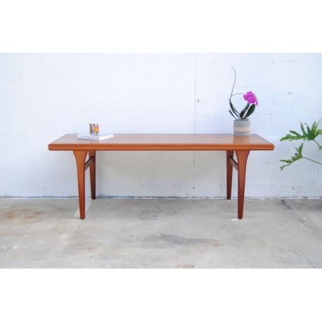 Danish Teak Coffee Table