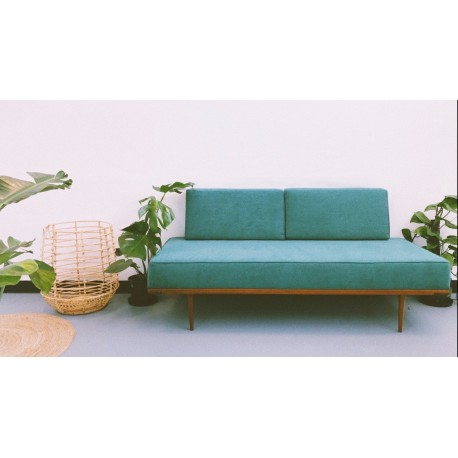 Torsby Daybed upholstered in Zepel