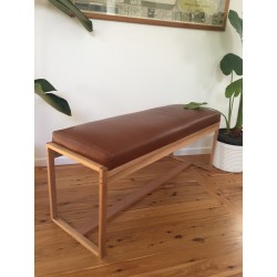 Mid Century Modular Bench at found.
