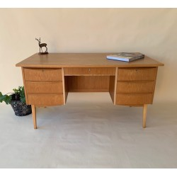 Danish Desk in Oak.