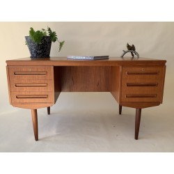 Andreas Pedersen Danish Desk in Teak.