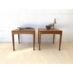 Mid Century Teak Bedsides or Occasional Tables