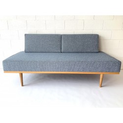 Torsby Daybed in Warwick Outdoor Fabric - Marine.
