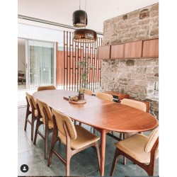 Parker 6 - 12  Seater Extension Dining Room Table.