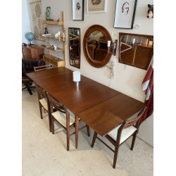 Parker Rectangular Extension Dining Table.
