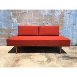 Founds custom made Torsby Daybed in Red