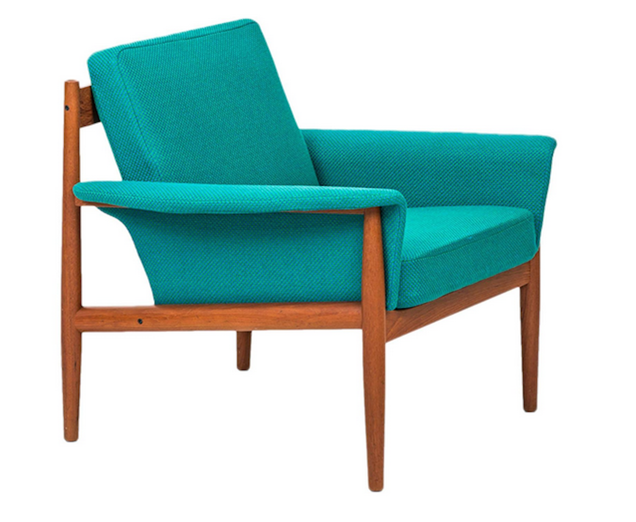 Pair of Finn Juhl Occassional Chairs